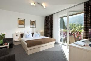 Pension Haus Maria Doppelzimmer mit Südbalkon