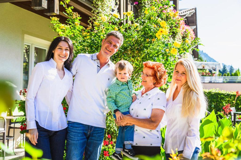 Pension Haus Maria Gastgeberfamilie